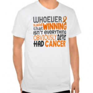 Inspirational Leukemia Quotes Gifts