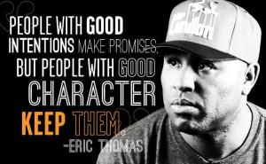 Eric Thomas Motivational Speaker: Inspirational Quotes