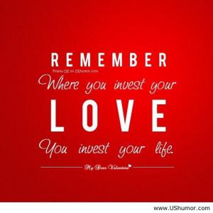 Love hidden message quotes