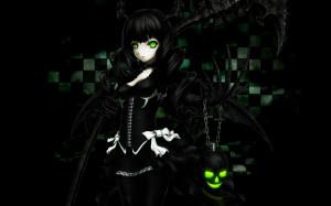 Dark Anime Girl Wallpaper 7871 Hd Wallpapers