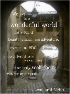 Quotes About Adventure and Travel