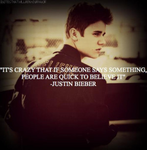 justin bieber s quotes and sayings