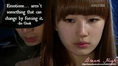 dream high more dreams high korean dramas dramas quotes high 1 2 ...