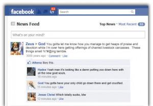 Facebook vs Google plus funny pictures