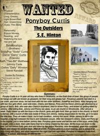 Ponyboy Curtis by 8amayah