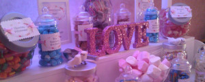 Wedding Candy Bar Sayings Candy carts · candy buffet
