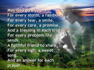 Saw God in a God Poem