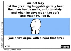 Funny Quotes About Being Lazy