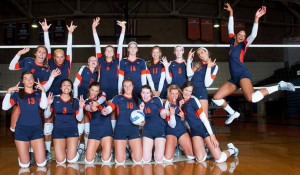 Outside Hitter Volleyball Quotes Illini volleyball 2013
