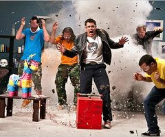 The 10 most pretentious quotes from Jackass 3d reviews