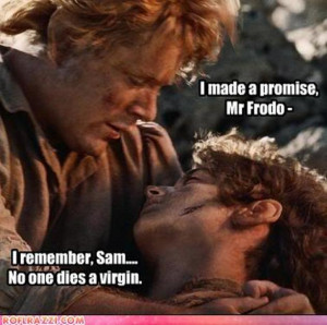 Funny Frodo And Sam Memes Pics Vitamin