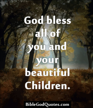 blessed by god quotes