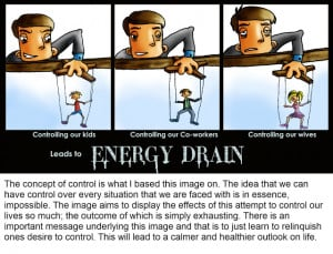 Exercise: Name 3 things that are currently draining your energy. Then ...