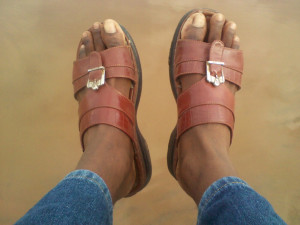 Imani Hakim Feet