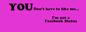 Rude Attitude Facebook Status