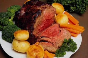 We are now offering our Sunday Roast at our Whitchurch branch from ...