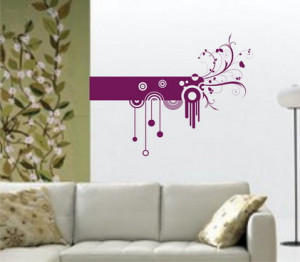 7310d__Purple-Image-Abstract-Wall-Stickers-Murals-for-Living-Room-Wall ...