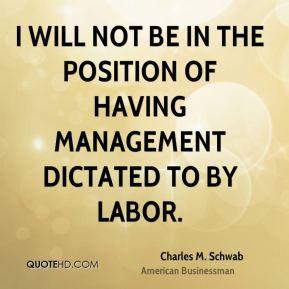 Charles M. Schwab Quotes