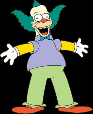 the simpsons krusty the clown read sources 10th drawing krusty clown ...