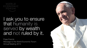 Pope Francis Quote Wallpaper Wef_am14_popefrancis_quote.png
