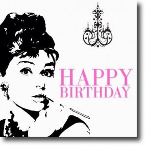 Happy 85th Birthday Audrey Hepburn!
