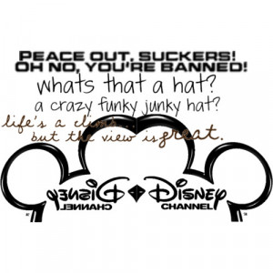 Quote From Disney Channel