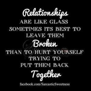 Category archives: Relationships