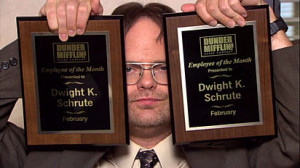 Dwight Schrute - dwight-schrute Photo