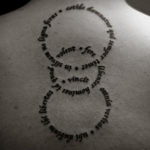 Quotes Tattoo