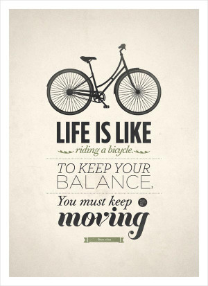Quote Typography Poster by NeueGraphic