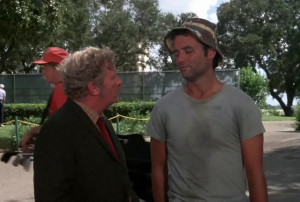 Bill Murray Caddyshack Rain Quote