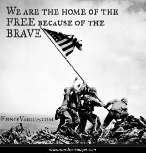 Veteran day quotes