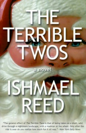 book cover of The Terrible Twos