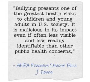 Preparing your Kindergartner for Dealing with Bullying