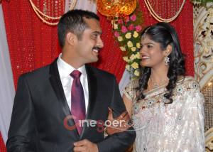 Uday Kiran Wedding Reception