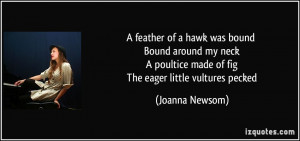 More Joanna Newsom Quotes