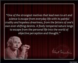 albert einstein life quotes