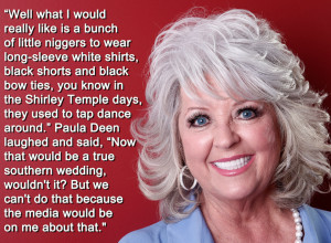 Paula Deen's Horribly Racist Quote From The Lawsuit Against Her