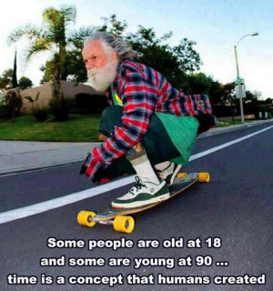 Some People Are OLd At 18