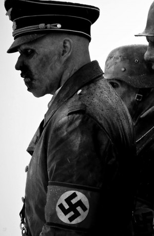 scary horror soldier general zombie sf Nazi Hitler obscure nazist