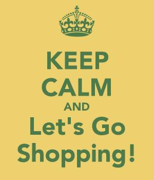 Let's Go Shopping !