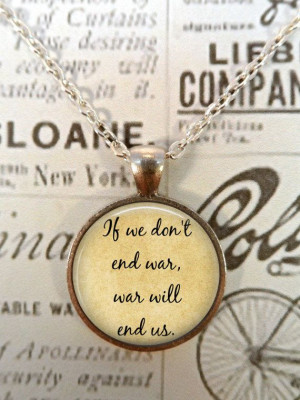 Wells Necklace, Quotes, War of the Worlds, Invisible Man, Dr ...