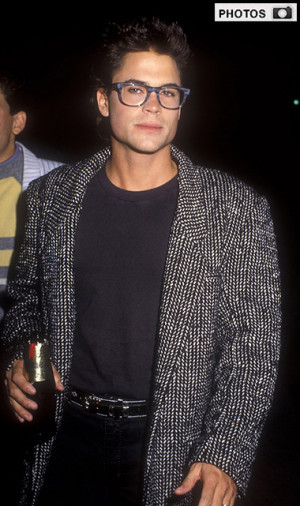 ROB LOWE: 'THERE'S A BIAS AGAINST GOOD-LOOKING PEOPLE'
