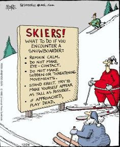 snowboarding quotes   Snowboarders   LOL   Why is everyone scared of ...