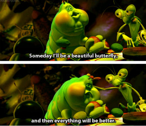 From Disney's Bug's Life