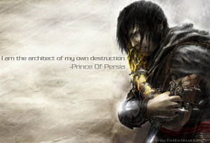 Prince Of Persia Quotes 2 by Vinay-TheOne