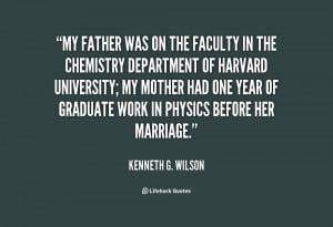 kenneth g wilson quotes in consequence science is more important than ...