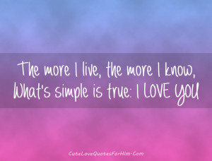 Quotes I Love Him Quotes and Sayings I Love Him Quotes for Facebook I ...