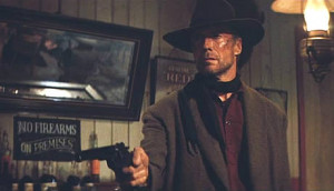 Clint Eastwood, Unforgiven | January 6, 2012