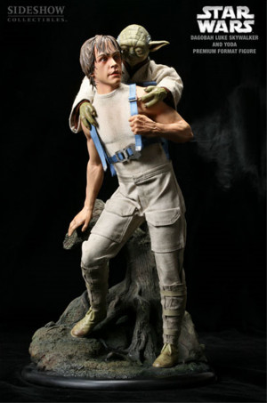 Related Pictures luke and yoda on dagobah from the empire strikes back